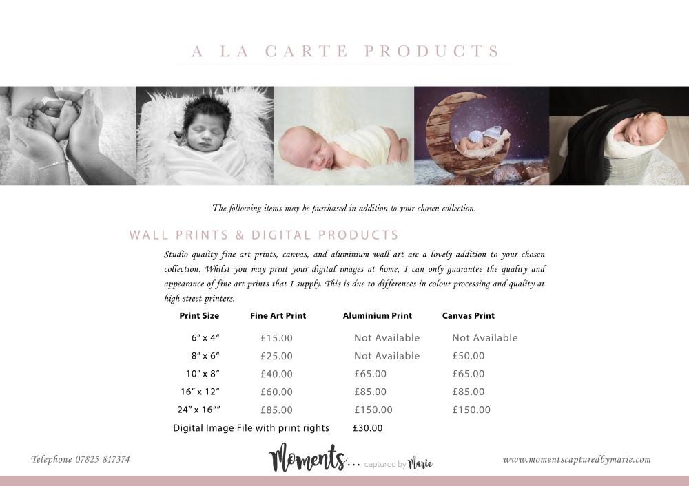 A La Carte AddOns.jpg